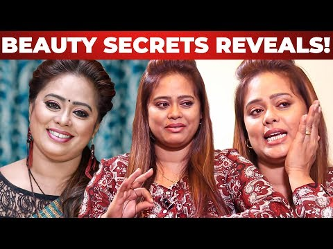 Serial actress Devipriya Beauty Tips and Skin care Secrets