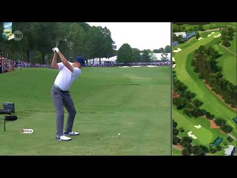 Jordan Spieth's Best Golf Shots 2017 PGA Championship Quail Hollow