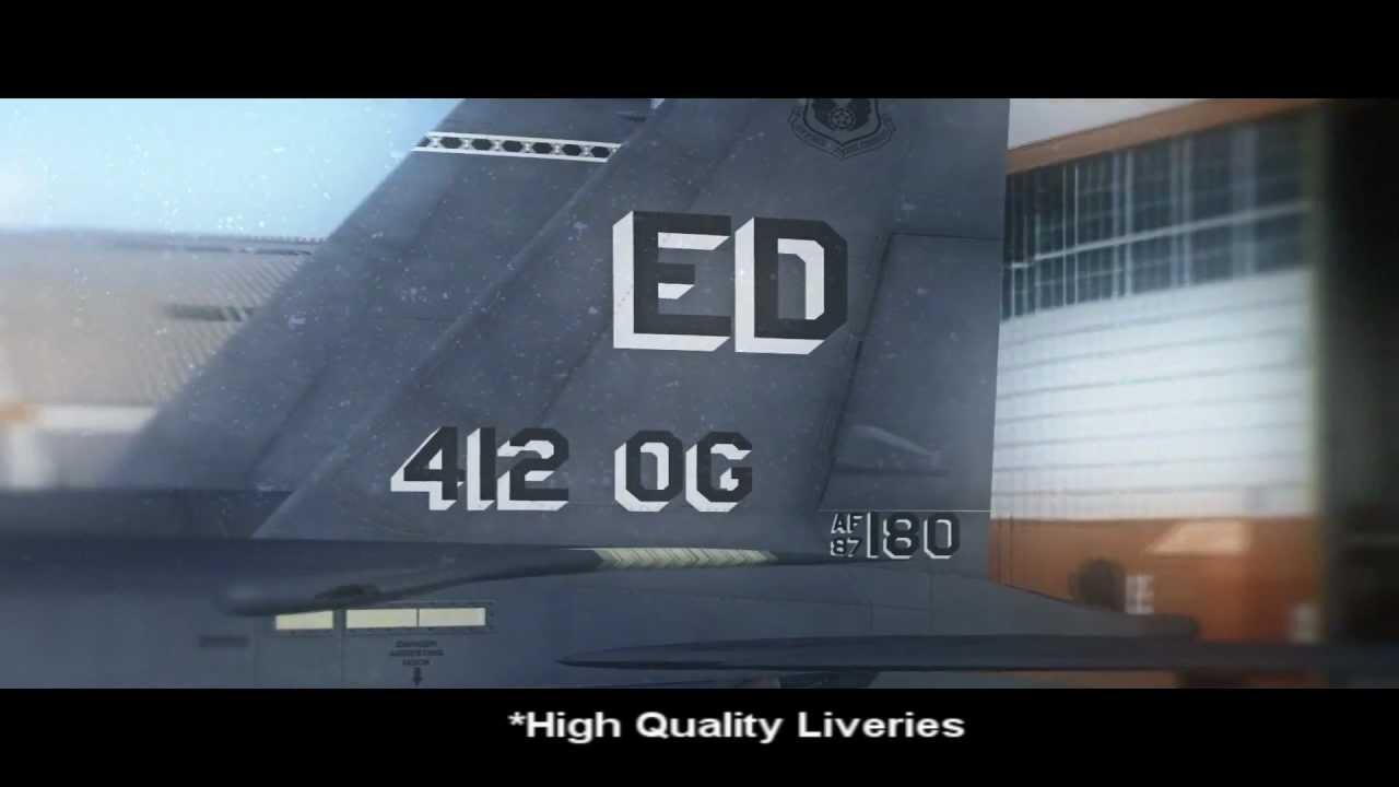 "FS9] 'Classics Series' – ""F-15E"" | IRIS Flight Simulation Software"