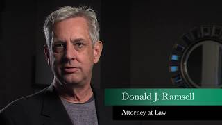 Komie and Associates Video - Attorney Donald J  Ramsell Testimonial for ISBA 3rd VP President Candidate Stephen Komie