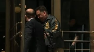 Raw: Jared Fogle Leaves Court After Guilty Plea