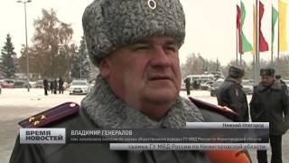 На зимнюю форму одежды перешла полиция в Нижнем Новгороде(, 2014-10-24T05:04:29.000Z)