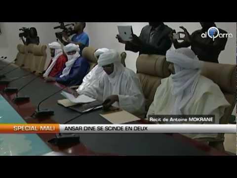 Mali: Ansar Dine se scinde en deux thumbnail