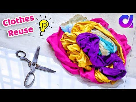 Best reuse idea of Old Leggings | Old Cloth Reuse | Diy art and craft |Cool craft idea | Artkala 445