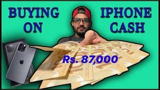 I bought IPhone 11 PRO on CASH in CANADA (PUNJABI VLOG)