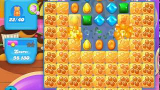Candy Crush Soda Saga level 120 (3 star, No boosters)