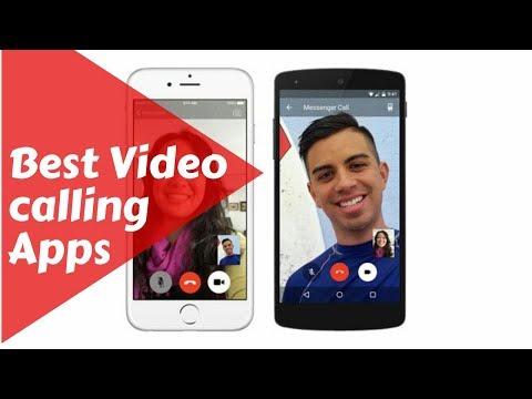 Top 5 Best Video Calling Apps 2017