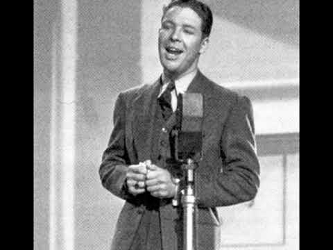 KENNY BAKER SINGS- REMEMBER ME1937 BROADCAST