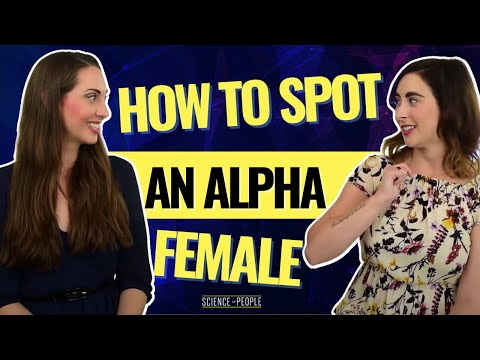 How to Spot a Female Alpha