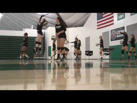 La Verne Volleyball 2016 Season Opener Trailer