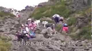 岩木山登山