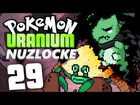 Pokémon Uranium Nuzlocke - Episode 29 | The Curse of Espeon!