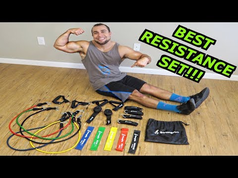 Best Resistance Bands, Loops & Ankle Straps I've Ever Used! Exercises Included
