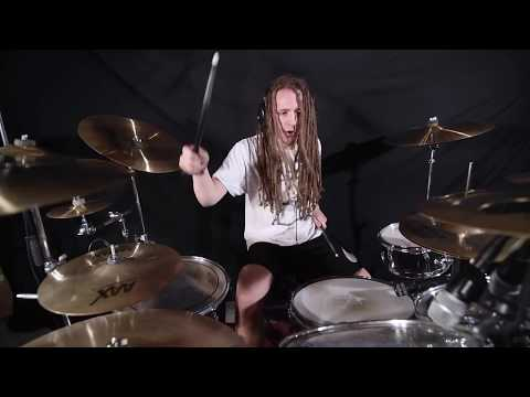 Pouya & GHOSTEMANE - 2000 Rounds - Drum Cover