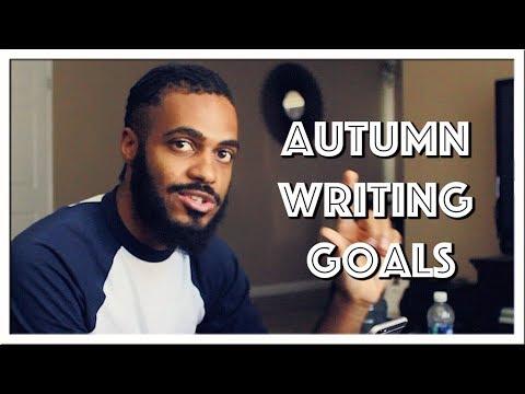 vlog-|-autumn-writing-goals-2017