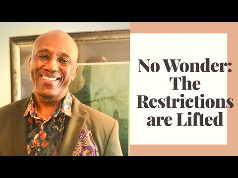No Wonder: The Restrictions Are Lifted    Sunday Evening Service    May 31, 2020