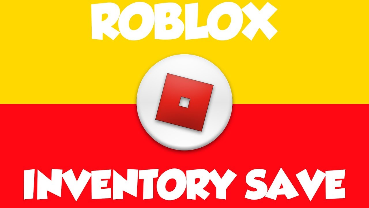 Roblox How To Make A Inventory Save Youtube