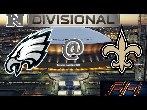2018 - 2019 NFL Playoff Predictions - Philadelphia Eagles vs