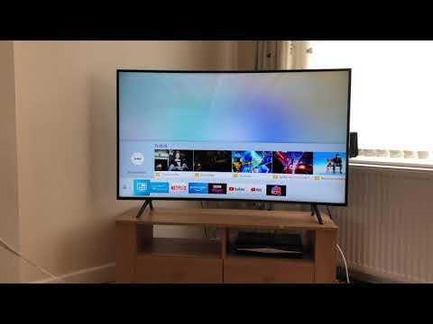 Apply AirPlay 2 Screen Mirror IPad To Samsung TV