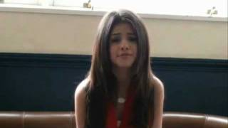 Selena Gomez  Q&A at O2 Shepherd