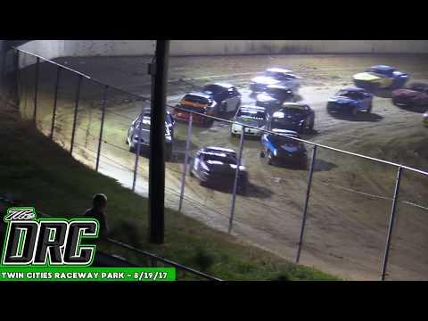 Twin Cities Raceway Park   8/19/17   Hornets   Feature
