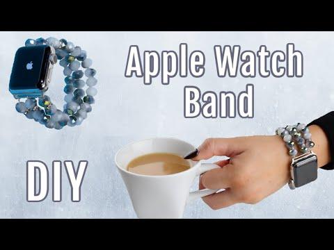DIY Apple Watch Band