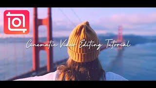 InShot Cinematic Video Editing Tutorial 2021   InShot Video Editing Tutorial   InShot App 2021 screenshot 4