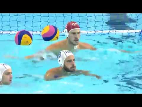 Water Polo Mens SF / ITA vs RUS / Taipei 2017