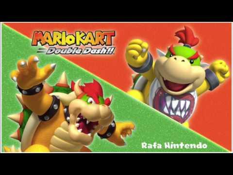 Mario Kart: Double Dash!! Bowser & Bowser Jr. Voices