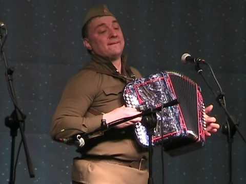 Геннадий Калмыков -военные частушки