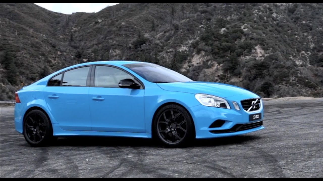 508 Horsepower Volvo S60 Polestar Car And Driver Youtube