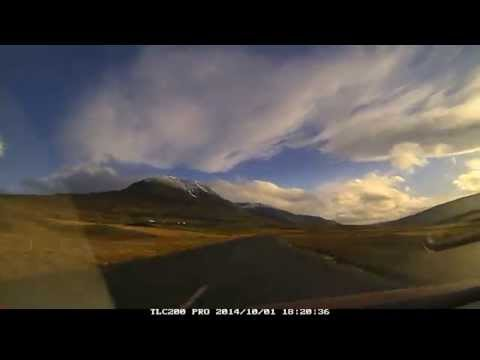 Driving Iceland's Ring Road in 20 Minutes