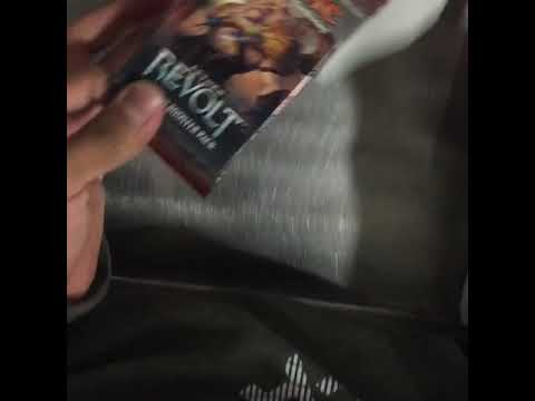 Daily Mtg Pack Opening: Day 7 (Aether Revolt)