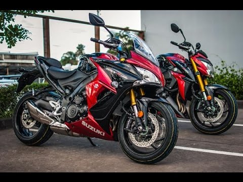 dual vlog test suzuki gsx s1000f et gsx s1000 2017 youtube. Black Bedroom Furniture Sets. Home Design Ideas