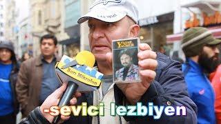 Erkeksi Lezbiyen Buse Taksim'in Delisi Cenk - SARI MİKROFON