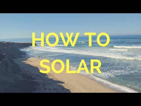 How to Solar: Cheap Tesla Powerwall 2.0 + Quotes Without Sales Calls - Sustainable Homestead Ep 1