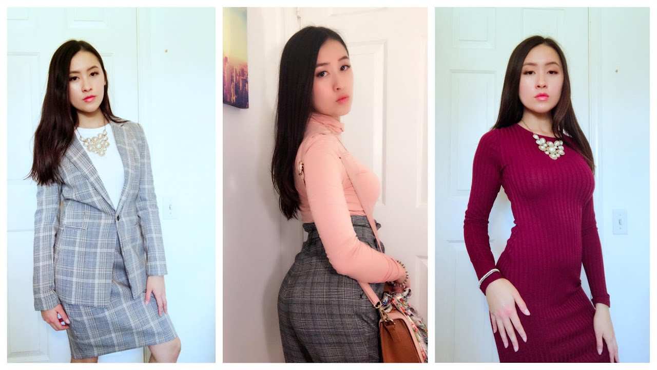 [VIDEO] - Swoosie's Fall & Winter Fashion LookBook: Business Casual to Going Out 2