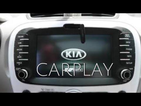 Installing Apple Carplay In A Kia Soul Ev Youtube