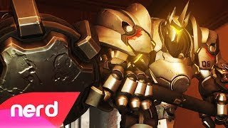 Overwatch Song | When The Hammer Comes Down (Reinhardt Song) | #NerdOut [Prod. by Boston]