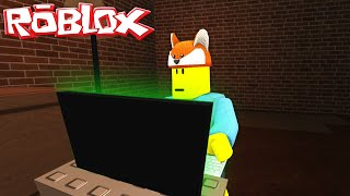 Roblox || HACKING COMPUTERS AND ESCAPING THE INSANE ASYLUM