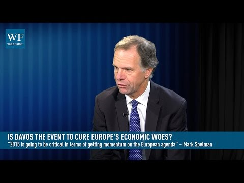 Is Davos the event to cure Europe's economic woes? | World Finance Videos