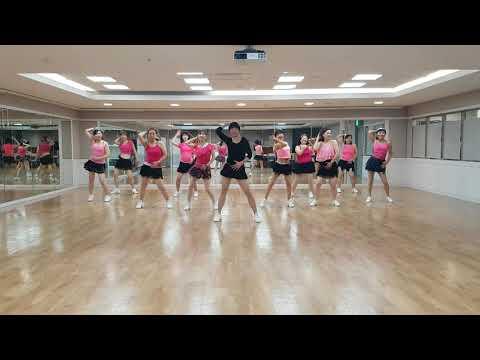 Latin Lover (Beginner Version) Line Dance (Beginner Level)