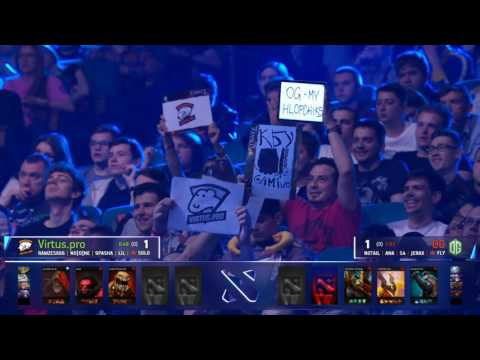 Virtus.Pro vs OG - Kiev Major Main Event Finals - G3