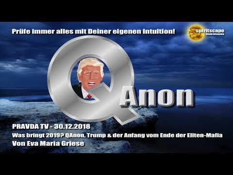 Was bringt 2019? QAnon, Trump & der Anfang vom Ende der Eliten-Mafia  - PRAVDA TV 30.12.2018