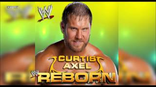 "WWE: ""Reborn"" (Curtis Axel) [V1] Theme Song + AE (Arena Effect)"