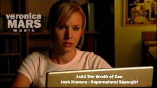 Download Veronica Mars  1x04: Josh Kramon - Supernatural Supergirl MP3 song and Music Video