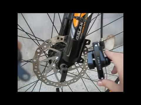 Как избавиться от скрипа тормозов на велосипеде