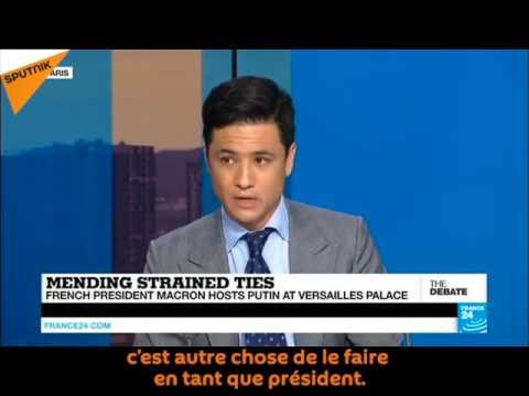 Non, Sputnik n'a pas répandu de contre-vérités sur E. Macron