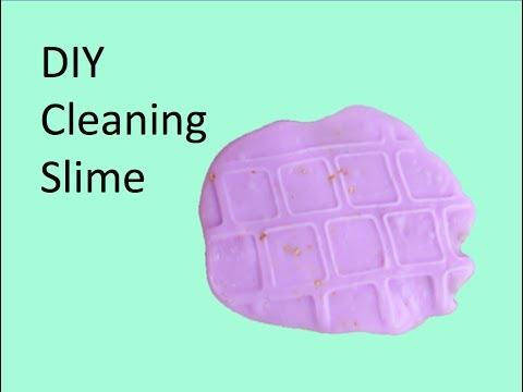 DIY Cleaning Slime