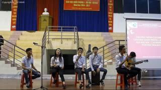 Bâng khuâng Trường Xa - Xinh tươi Việt Nam Accoustic : Guitar & Cajon Đại Học Khánh Hòa